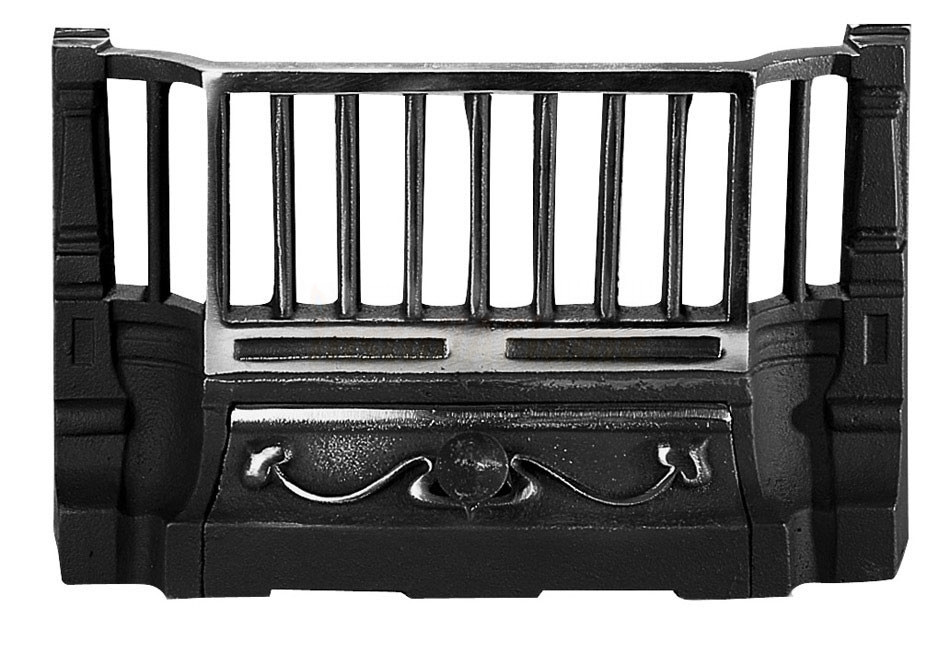 cast iron fireplace front bars Old Cast Iron Fireplace Fronts Antique Fireplace Mantels and Surrounds