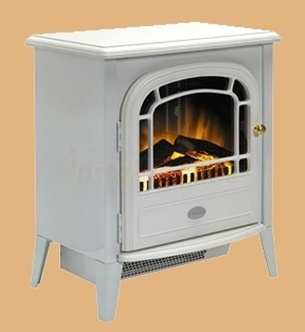 dimplex courchevel optiflame freestanding electric fire stove. Black Bedroom Furniture Sets. Home Design Ideas