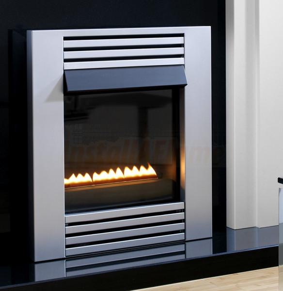 Flueless Gas Fires: Eko Fires 5530 Flueless Inset Gas Fire