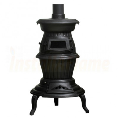 The Spruce Pot Belly Stove