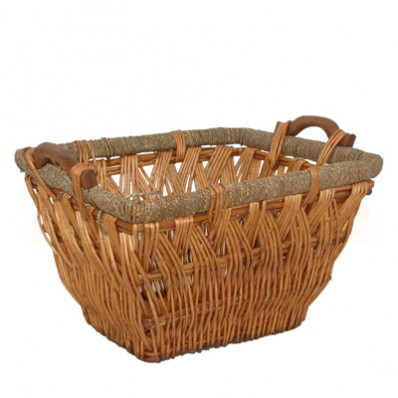 The Taper Log Basket