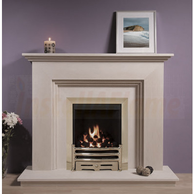 Catia Portuguese Limestone Suite, a high quality neat fireplace, emulated many times.jpg