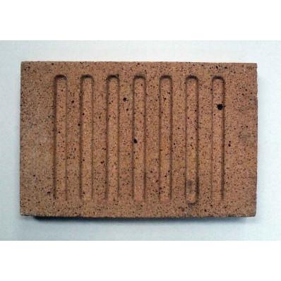 Clay Firebrick, Deep Cast Back Brick.jpg