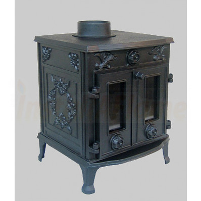 The Constable Two Door Stove