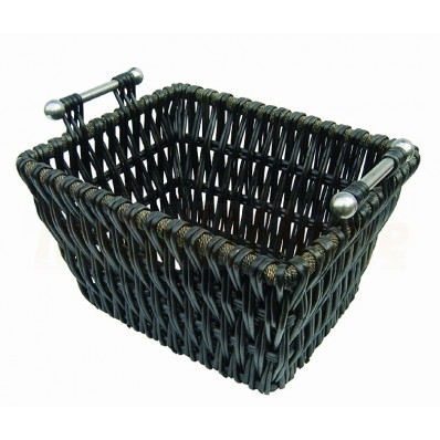 Edgecott Log Basket, Willow, 22""