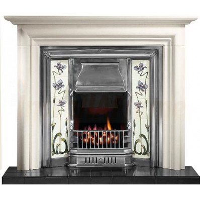 Modena Limestone with Sovereign tiled insert Fireplace (Gas Package).jpg