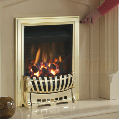 eko 3065 Full Depth Convector Gas Fire,Fingerslide.jpg