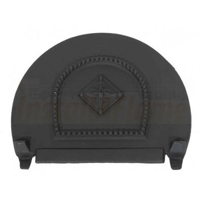 Gas Damper Cast Iron For Arched Fireplace Insert