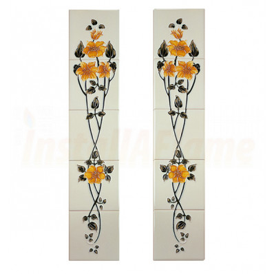 July Yellow/Ivory Fireplace Tiles.jpg