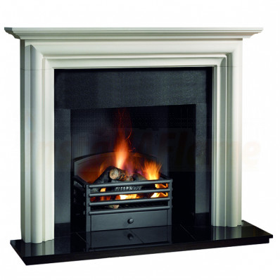 Modena Limestone Fireplace with Solid-Fuel Matrix Basket.jpg