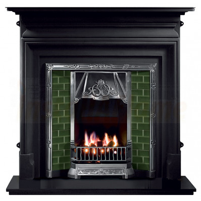Palmerston Cast Iron Fireplace with Toulouse insert (Gas).jpg