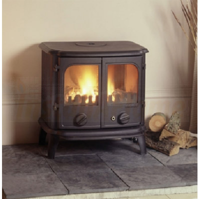 Morso Panther Double Door Multi-Fuel Stove