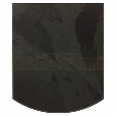 Small D Rectangle - Brazilian Black Natural Slate.jpg