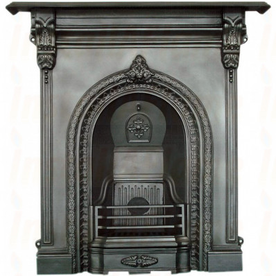 Ins1 combination Fireplace