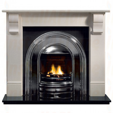 Stourhead Mantel with Royal Cast Insert with High Output Fire.jpg