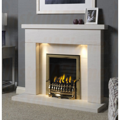 Durrington Limestone Suite with Lights