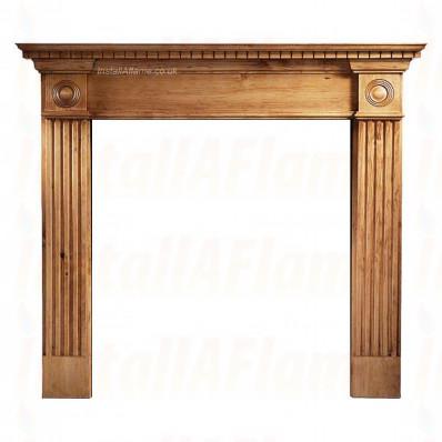 Roundell Pine Fireplace Mantel.jpg