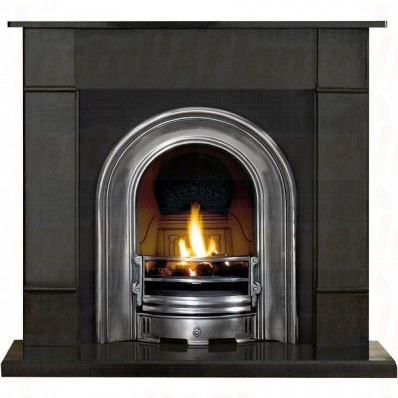 Rydal and Coronet Fireplace in Ebony Black Granite.jpg