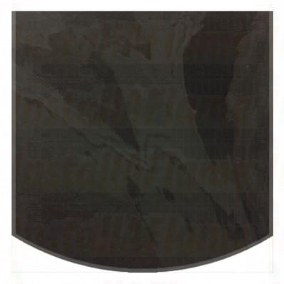 Small D Square - Brazilian Black Natural Slate.jpg