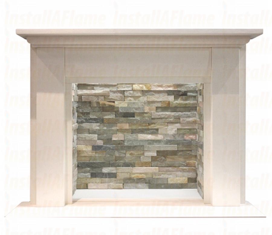 whitmore agean limestone fireplace rh installaflame co uk limestone fireplace hearth repair black limestone fireplace hearth