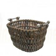 The Bampton Log Basket