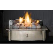 Zen FireBasket (Small) Chrome with Gas Fire.jpg