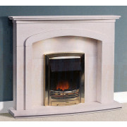Arialva Portuguese Limestone Fireplace a natural superior quality limestone surround.jpg