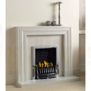Easby 44 Fireplace in Polar White Marble with HotBox Fire.jpg