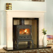 Firefox 8 Multi-Fuel Stove with Sienna Agean Limestone.jpg