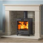 Hawkshaw Aegean Limestone Fireplace.jpg
