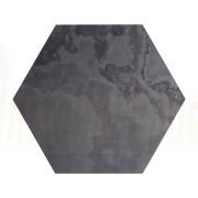 Hexagon - Brazilian Black Natural Slate.jpg