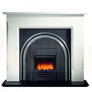 Sienna Agean Limestone Fireplace, Heritage Fascia.jpg