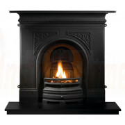 Pembroke 48 Fireplace in Black, Solid Fuel Fire.jpg
