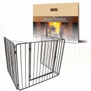 Heritage Premium Stove Guard with Gate - Black.jpg
