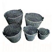 SET (5) Heavy Duty Baskets