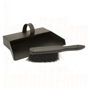 Deville Bannister Brush And Pan Set