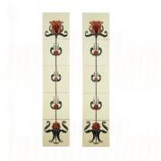 Tulip Tiles, Burgundy / Ivory.jpg