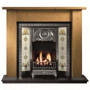 Lincoln Pine/Oak with Tulip Insert Gas Fireplace Package.jpg