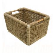 """Rushden Willow Log Basket,  21"""".jpg"""