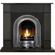 Rydal and Coronet Fireplace in Ebony Black Granite.jpg