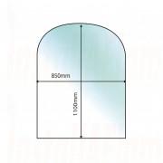Semi-Circle Transparent