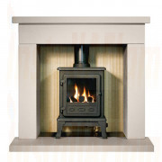 Firefox 5 Gas Stove with Durrington Fireplace in Chiltern Finish.jpg
