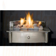 Zen FireBasket (Small) Chrome with Gas Fire.jpg