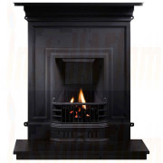 Barcelona Combination Fireplace Black or Polished Cast.jpg