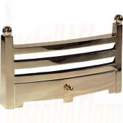 Antique Brass Bauhaus Fret