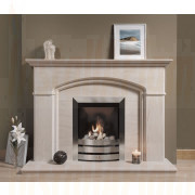Canterbury Portuguese Limestone Suite, a stunning elegant fireplace to compliment any room setting.jpg