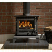 Classic Cleanburn DEFRA Approved Multifuel Wood Burning Stove.jpg