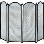 The Dynasty 4 Fold Firescreen