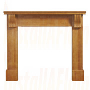 Ekofires 7040 48'' Waxed Pine Finished Fplace Surround.jpg