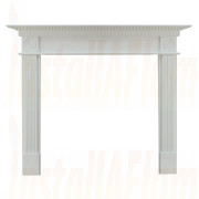 Ekofires 7060 54'' White Fireplace Surround.jpg